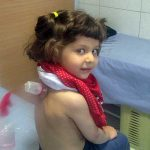 Child.Cupping حجامت اطفال